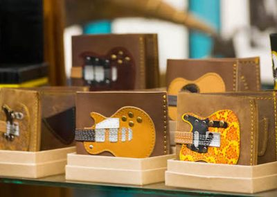 Guitar Wallets